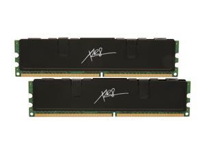 PNY XLR8 2GB (2 x 1GB) 240-Pin DDR2 SDRAM DDR2 800 (PC2 6400) Dual Channel Kit Desktop Memory Model MD2048KD2-800-X4