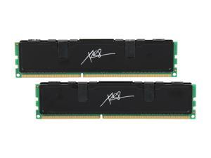 PNY XLR8 4GB (2 x 2GB) 240-Pin DDR3 SDRAM DDR3 1600 (PC3 12800) Desktop Memory Model MD4096KD3-1600-X8