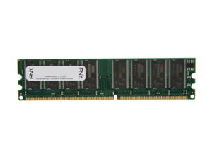 PNY 512MB 184-Pin DDR SDRAM DDR 400 (PC 3200) Desktop Memory Model MD0512SD1-400-V2