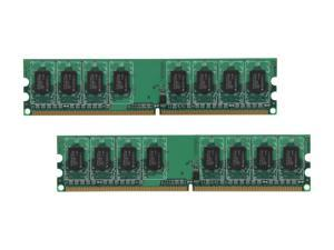 PNY 2GB (2 x 1GB) 240-Pin DDR2 SDRAM DDR2 800 (PC2 6400) Desktop Memory