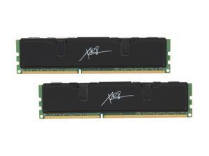 PNY 8GB (2 x 4GB) 240-Pin DDR3 SDRAM DDR3 1866 Desktop Memory Model MD8192KD3-1866-X9