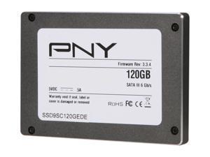 "PNY Prevail SSD9SC120GEDE-PB 2.5"" SATA III"