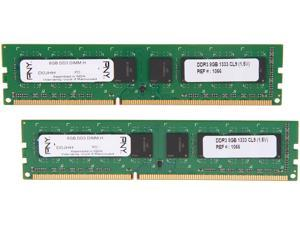 PNY Optima 16GB (2 x 8GB) 240-Pin DDR3 SDRAM DDR3 1333 (PC3 10666) Desktop Memory