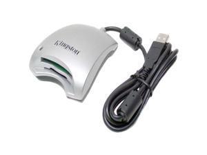 Kingston FCR-HS26/1 6-in-1 USB 2.0 External Card Reader/Writer