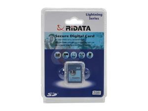 RiDATA Lightning Series 1GB Secure Digital (SD) Flash Card