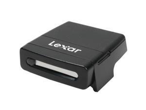 Lexar RW025-001 1 card USB 2.0 Card Reader
