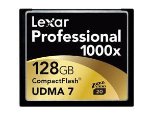 Lexar Professional 128GB Compact Flash (CF) Flash Card