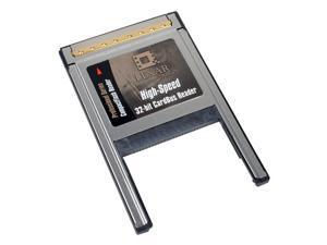 Lexar RW021-001 PCMCIA 32 Bit CardBus Adapter
