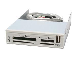 BYTECC U2CR-418/HUB(42-IN-1) 42-in-1 USB 2.0 Card Reader
