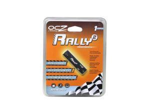OCZ Rally 2 2GB Dual Channel Flash Drive (USB2.0 Portable) Model OCZUSBRDC-2GB
