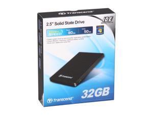 """Transcend TS32GSSD25-M 2.5"""" MLC Internal Solid State Drive (SSD)"""