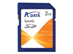 ADATA Speedy 2GB Secure Digital (SD) Flash Card