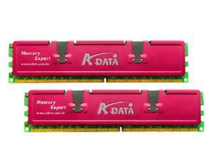 A-DATA 2GB (2 x 1GB) 240-Pin DDR2 667 (PC2 5300) Dual Channel Kit Memory