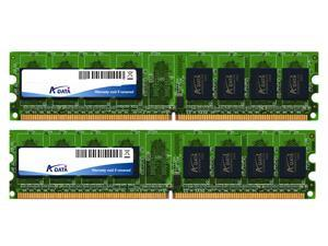 ADATA Value Series 2GB (2 x 1GB) 240-Pin DDR2 SDRAM DDR2 800 (PC2 6400) Dual Channel Kit Desktop Memory