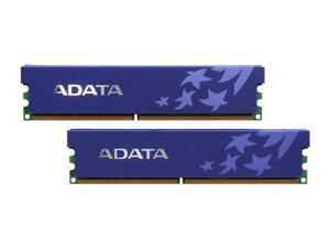 A-DATA 4GB(2 x 2GB) DDR2 800 (PC2 6400) Dual Channel Kit Desktop Memory