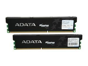 ADATA Gaming Series 4GB (2 x 2GB) 240-Pin DDR3 SDRAM DDR3 1333G (PC3 10666) Desktop Memory