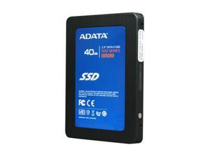 "ADATA S599 AS599S-40GM-C 2.5"" Internal Solid State Drive (SSD)"
