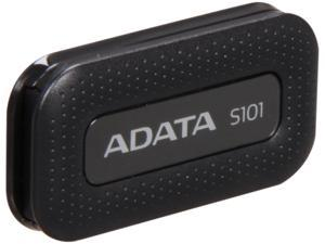 ADATA S101 8GB USB 2.0 Flash Drive (Black)