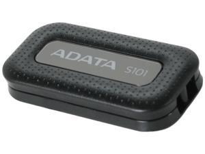 ADATA S101 16GB USB 2.0 Flash Drive (Black)