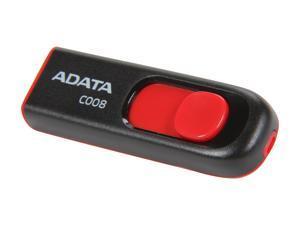 ADATA Classic Series C008 16GB Retractable USB 2.0 Flash Drive