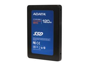 "ADATA S510 Series 2.5"" 120GB SATA III MLC Internal Solid State Drive (SSD) AS510S3-120GM-O - OEM"