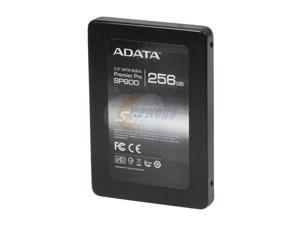 "ADATA Premier Pro SP900 ASP900S3-256GM-C 2.5"" 256GB SATA III MLC Internal Solid State Drive (SSD)"