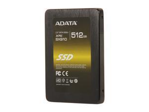 """ADATA XPG SX910 ASX910S3-512GM-C 2.5"""" 512GB SATA III MLC Internal Solid State Drive (SSD)"""