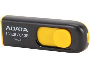 ADATA 64GB UV128 USB 3.0 Flash Drive (AUV128-64G-RBY)