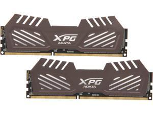 ADATA XPG V2 8GB (2 x 4GB) 240-Pin DDR3 SDRAM DDR3 2400 (PC3 19200) Desktop Memory