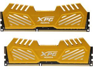 ADATA XPG V2 16GB (2 x 8GB) 240-Pin DDR3 SDRAM DDR3 2400 (PC3 19200) Desktop Memory Model AX3U2400W8G11-DGV