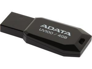 ADATA DashDrive UV100 4GB Slim Bevelled USB 2.0 Flash Drive