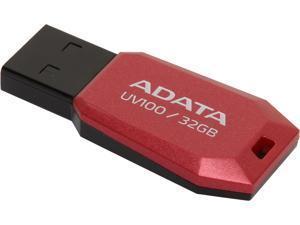 ADATA DashDrive UV100 32GB Slim Bevelled USB 2.0 Flash Drive