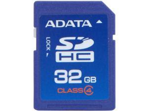 ADATA 32GB Secure Digital High-Capacity (SDHC) Flash Card