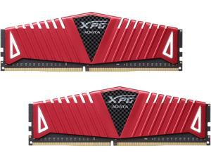ADATA XPG Z1 16GB (2 x 8GB) 288-Pin DDR4 SDRAM DDR4 2400 (PC4 19200) Desktop Memory Model AX4U240038G16-DRZ