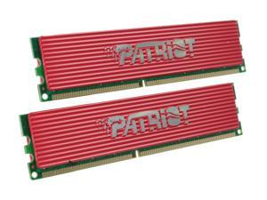 Patriot 2GB (2 x 1GB) 184-Pin DDR SDRAM DDR 400 (PC 3200) Dual Channel Kit Desktop Memory