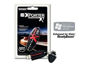 Patriot Extreme Performance 2GB Flash Drive (USB2.0 Portable)