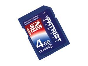 Patriot 4GB Secure Digital High-Capacity (SDHC) Flash Card