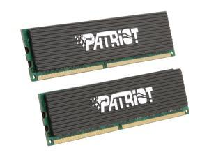 Patriot Extreme Performance 2GB (2 x 1GB) 240-Pin DDR2 SDRAM DDR2 1200 (PC2 9600) Dual Channel Kit Desktop Memory