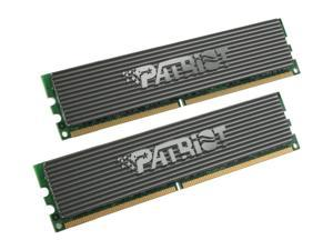 Patriot Extreme Performance 4GB (2 x 2GB) 240-Pin DDR2 SDRAM DDR2 800 (PC2 6400) Dual Channel Kit Desktop Memory Model PDC24G6400LLK