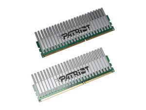 Patriot Viper 2GB (2 x 1GB) 240-Pin DDR3 SDRAM DDR3 1600 (PC3 12800) Dual Channel Kit Desktop Memory