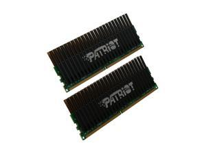 Patriot Viper 4GB (2 x 2GB) 240-Pin DDR2 SDRAM DDR2 800 (PC2 6400) Dual Channel Kit Desktop Memory