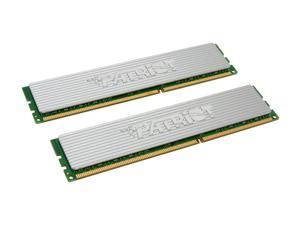 Patriot Extreme Performance 4GB (2 x 2GB) 240-Pin DDR3 SDRAM DDR3 1333 (PC3 10666) Dual Channel Kit Desktop Memory Model ...