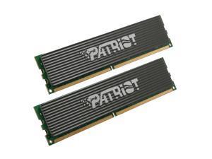 Patriot Extreme Performance 4GB (2 x 2GB) 240-Pin DDR2 SDRAM DDR2 1066 (PC2 8500) Dual Channel Kit Desktop Memory Model PDC24G8500ELKR2