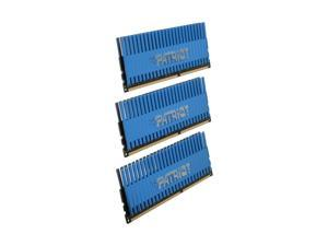 Patriot Viper 6GB (3 x 2GB) 240-Pin DDR3 SDRAM DDR3 1333 (PC3 10666) Desktop Memory