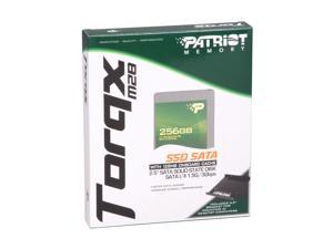 "Patriot Torqx M28 Series PTX256GS25SSDR 2.5"" 256GB SATA II Internal Solid State Drive (SSD)"