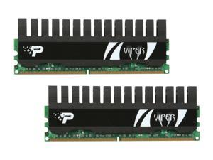 Patriot Viper II 4GB (2 x 2GB) 240-Pin DDR2 SDRAM DDR2 1066 (PC2 8500) Desktop Memory w/Futuremark 3DMark Vantage Bundle