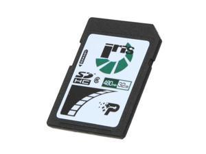 Patriot Iris 32GB Secure Digital High-Capacity (SDHC) Flash Card Model PSF32GISDHC6