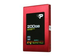"Patriot Inferno PI200GS25SSDR 2.5"" 200GB SATA II MLC Internal Solid State Drive (SSD)"