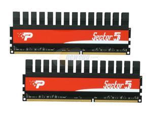 Patriot Viper II 'Sector 5' Edition 4GB (2 x 2GB) 240-Pin DDR3 SDRAM DDR3 2133 (PC3 17000) Desktop Memory Model PVV34G2133C9K