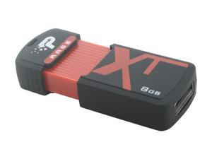 Patriot Xporter XT Rage 8GB USB 2.0 Flash Drive